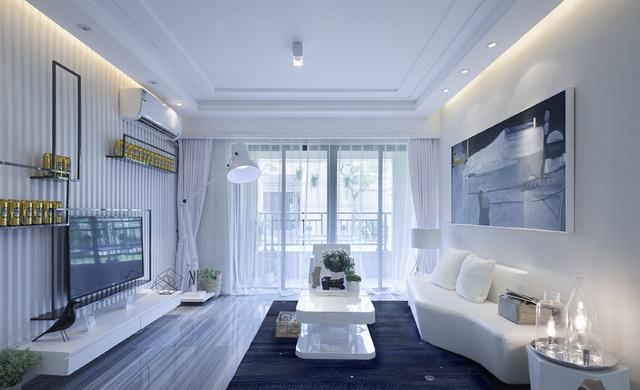 如何软装设计简洁的小客厅